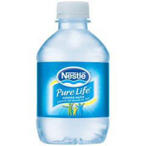 Picture of Nestle Pure Life - Purified Water - 48/8 oz plastic bottles