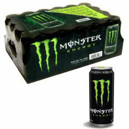 Picture of Monster Energy Drink - 24/16 oz cans