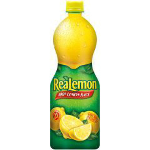 Picture of ReaLemon Juice - 12/32 oz