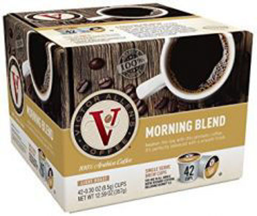 Picture of Victor Allens - Single Serve Morning Blend Coffee - 42ct