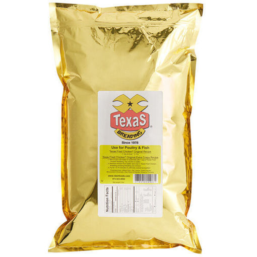 Picture of Texas Chicken Breading - 5 Lb, 8/case