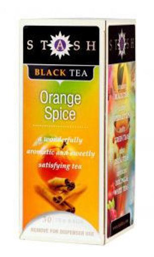 Picture of Stash - Orange Spice Black Tea - 30 Ct, 6/case