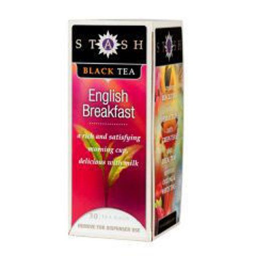 Picture of Stash - English Breakfast Tea - 30 ct, 6/case